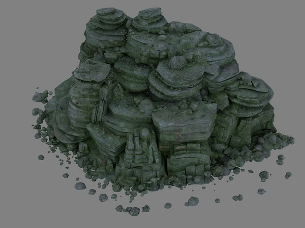 rock pack model