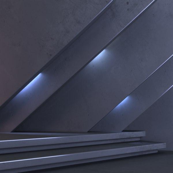 3D elegant studio