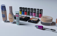 products set gemey maybelline 3D model