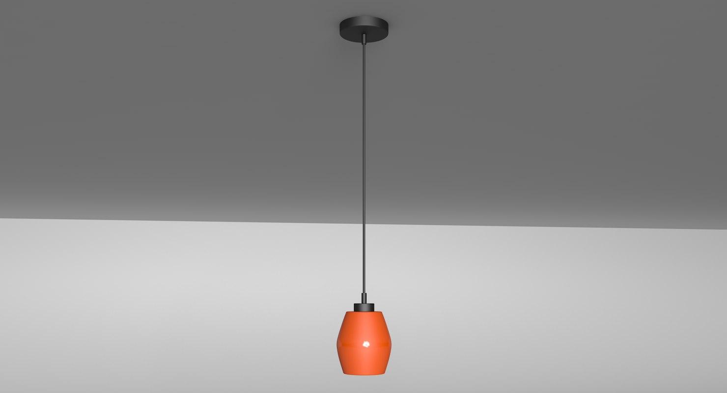 modern lamp model