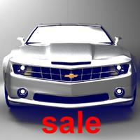 3D camaro 2008