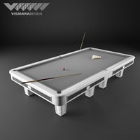 Vismara Design DESIRE RUSSIAN POOL - ART DECO