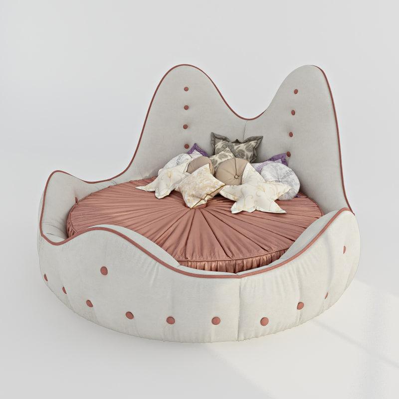 caroti stella marina 3D model