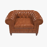 chesterfield armchair model