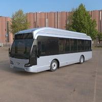 VDL Citea LLE 99 Electric Coach (2018)