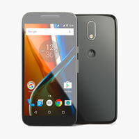 motorola moto g4 black model