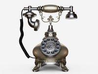 Phone Retro Vintage style