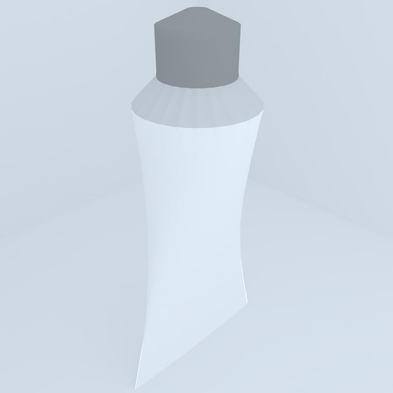 3D bathroom designs model