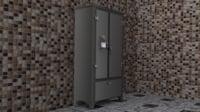 fridge frid 3D model