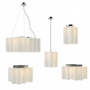 3D arte lamp serenata set
