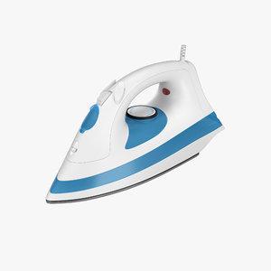 iron 3D model