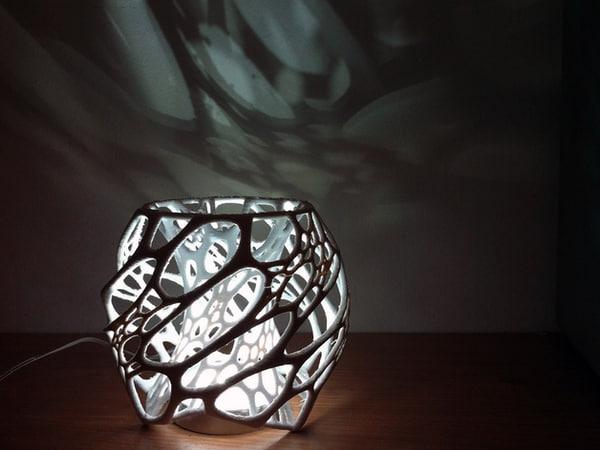 designer lamp 3D