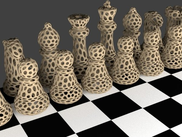 chess vanguard style model