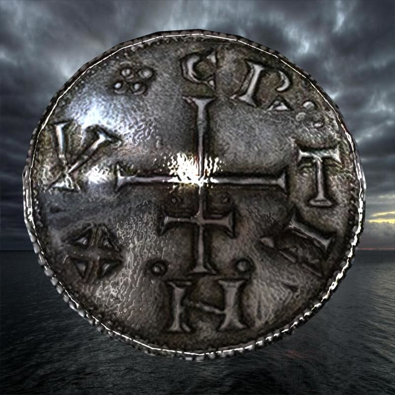 ancient coin 3D model