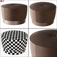 pouf minotti jacques model