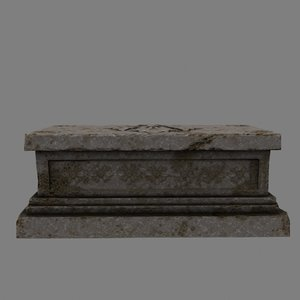 base statue 3D model