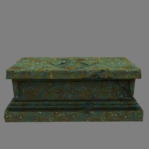 base statue 3D