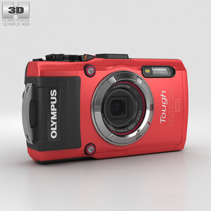 3D olympus tough tg-3