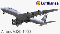 Airbus A380-1000 Lufthansa