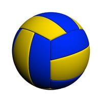 volleyball volley ball model