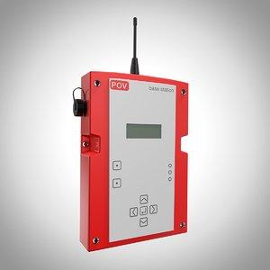 3D alarm base station