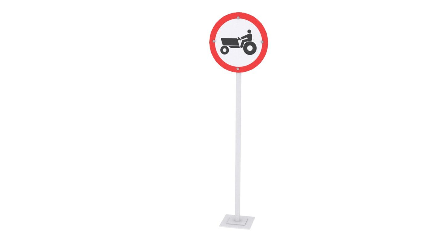 3D signal tractors model