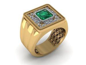 3D model s ring