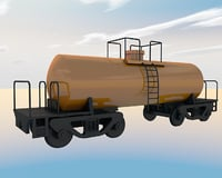3D acido basic acid wagon