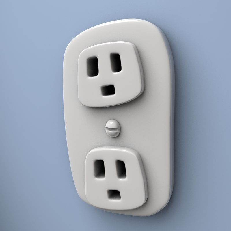 power outlet model