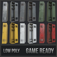 Lockers PBR