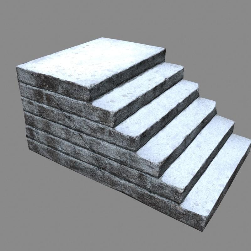 stairway 3D