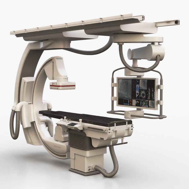 3D medical c-arm