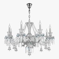3D 716084 campana osgona chandelier model