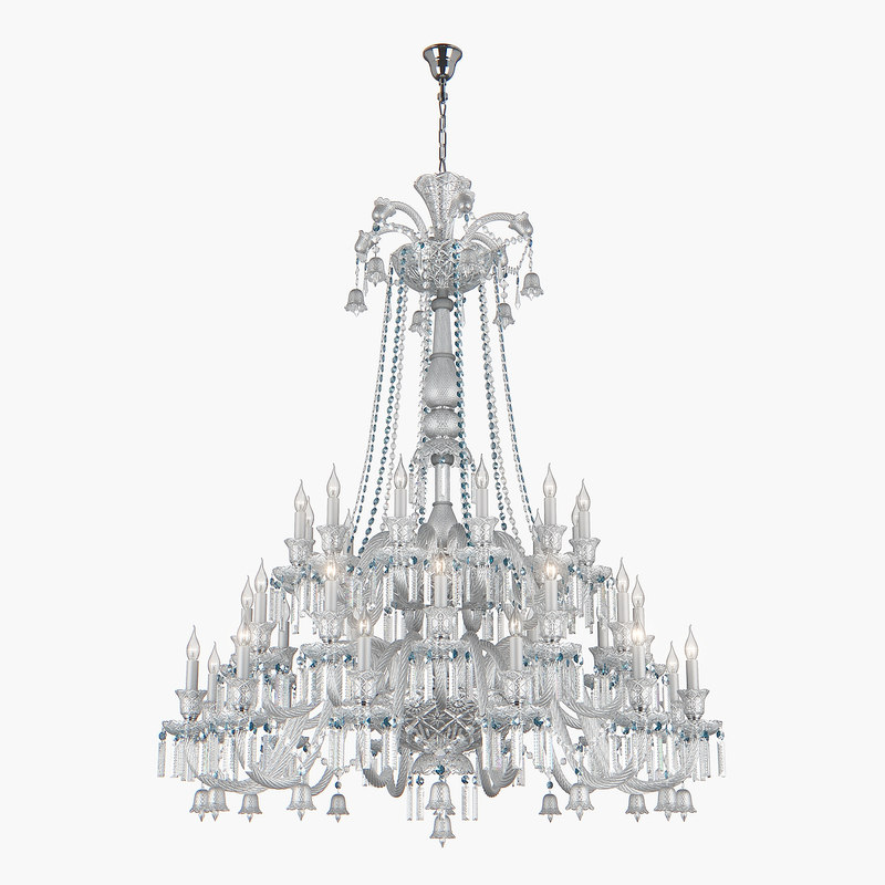 3D model 716364 campana osgona chandelier