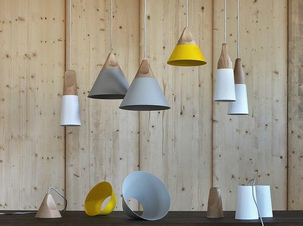 pendant lamps miniforms 3D