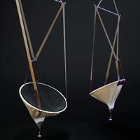 3D model chaise-la-ferme
