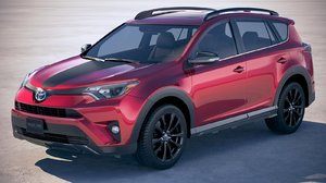 toyota rav4 adventure 3D