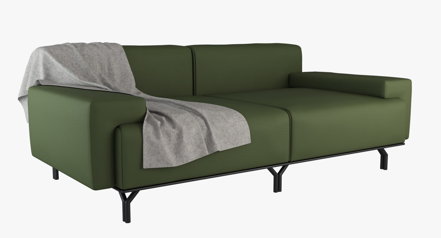 summit sofa 3D model