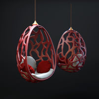 cocoon-by-campana-brothers-louis-vuitton 3D