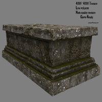 base 3D model