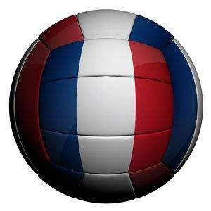 volleyball ball model