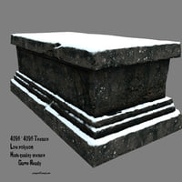 3D base model