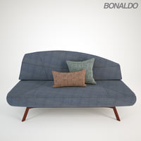Bonaldo sofa-bed