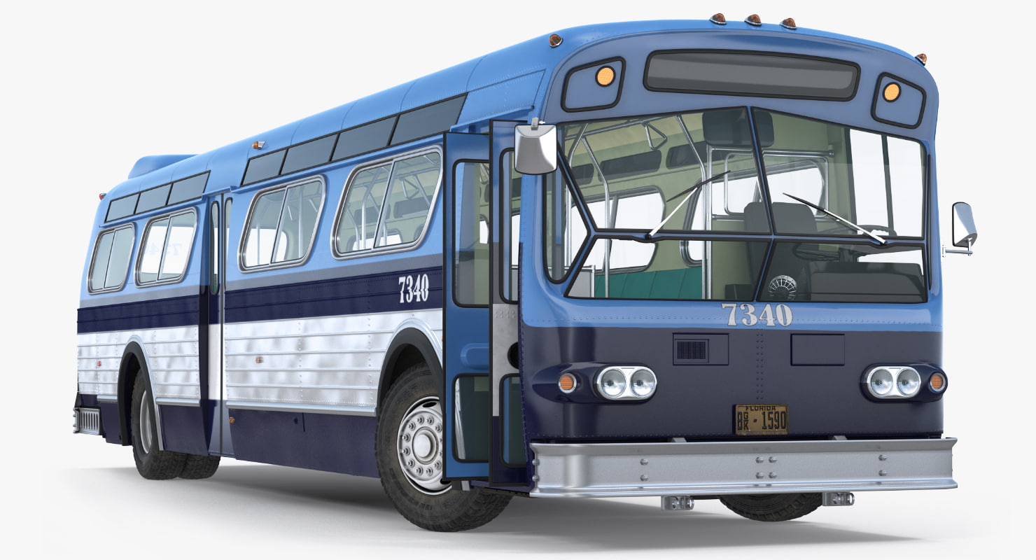 flxible new look transit 3D model