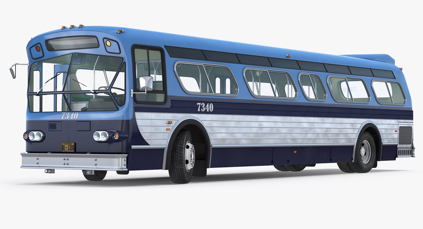 flxible new look transit model