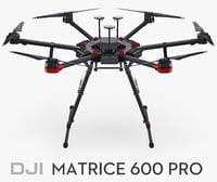 DJI Matrice 600 Pro 2017