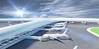 airport 3D model