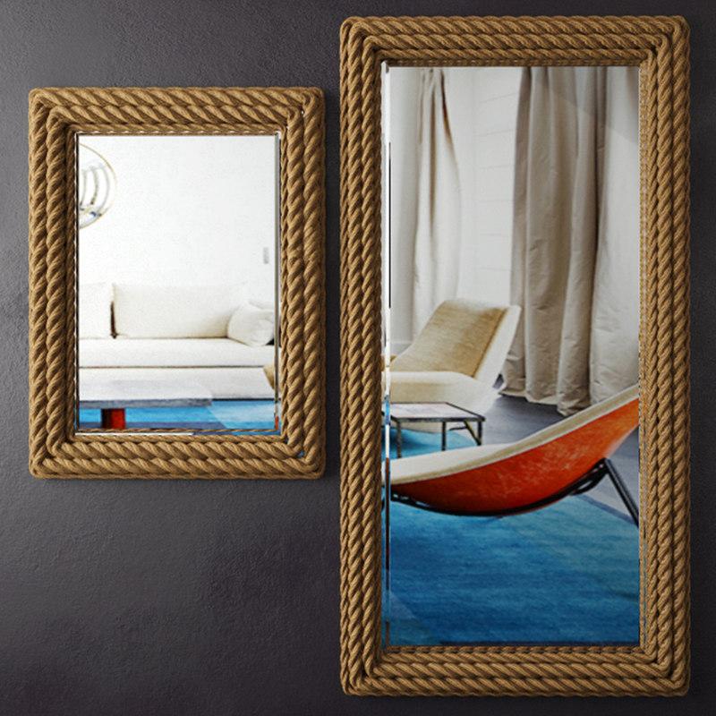 3D model dena wall mirrors