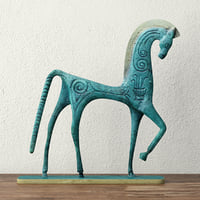 Frederick Weinberg Bronze Sculpture