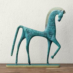 frederick weinberg bronze sculpture 3D